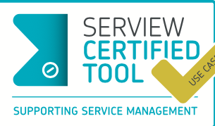 Serview Certificate for SLIC received
